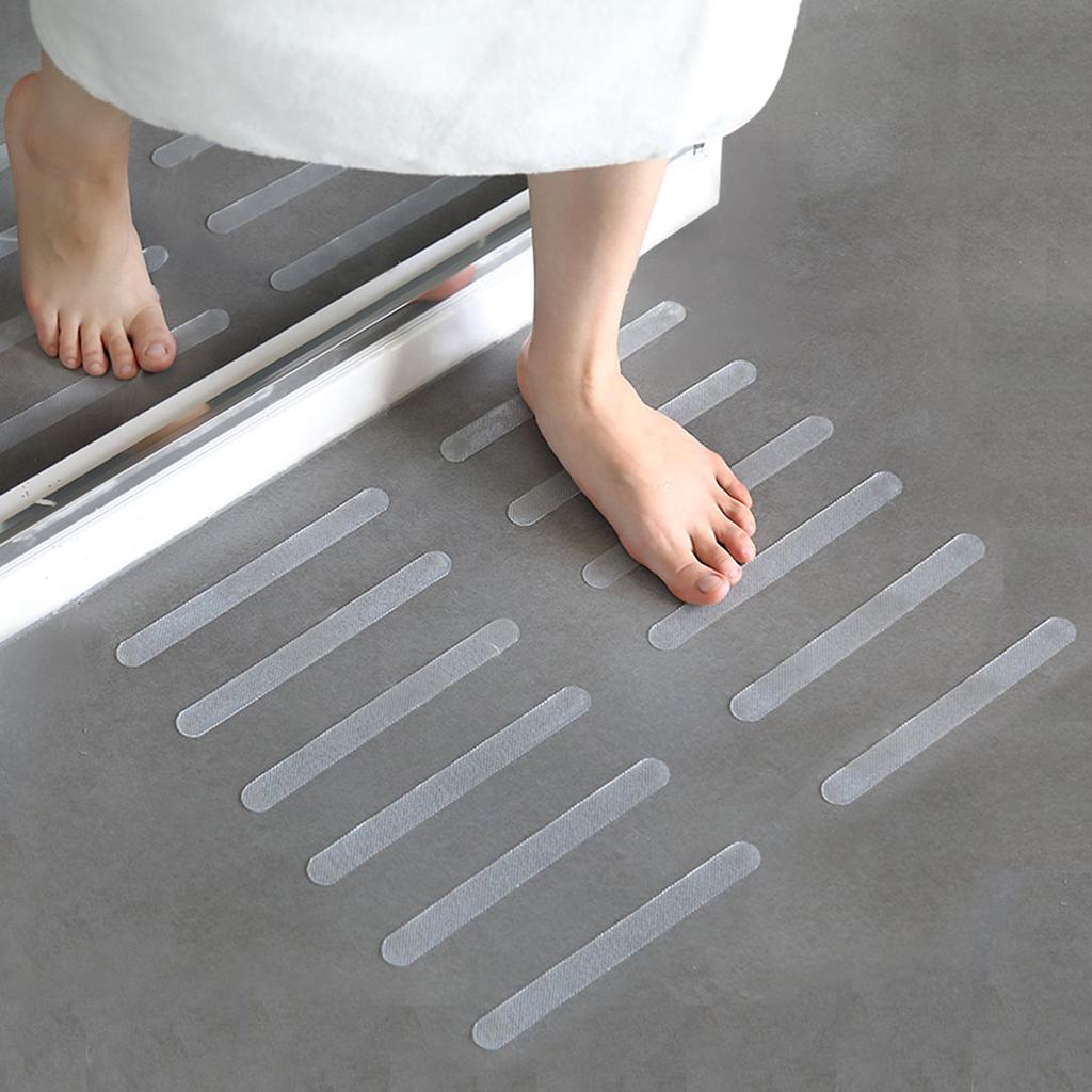 anti slip bath & shower treads